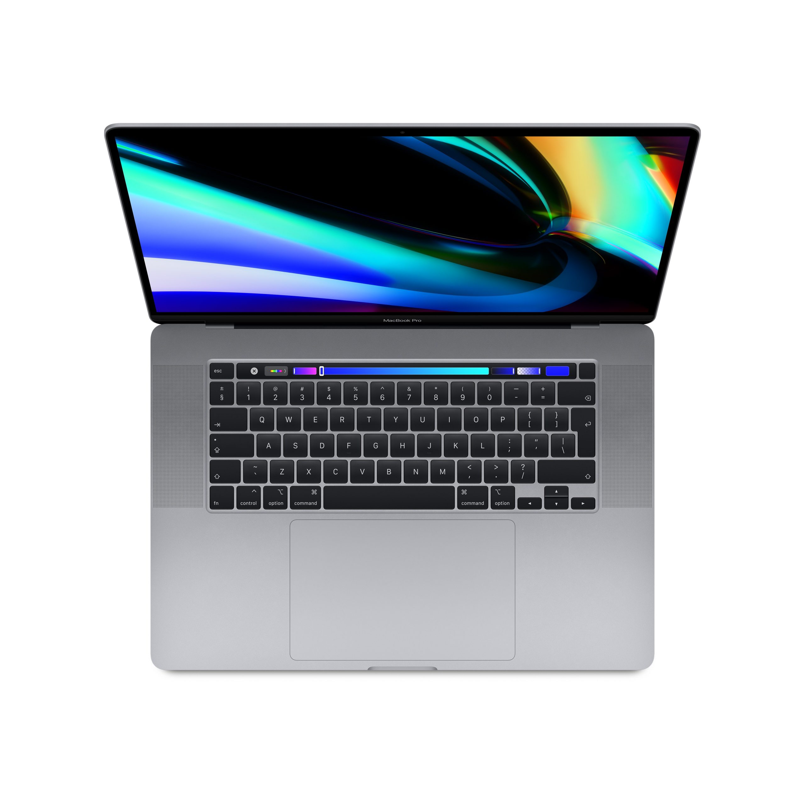 16″ MacBook Pro with Touch Bar – 2.6GHz with 512GB SSD