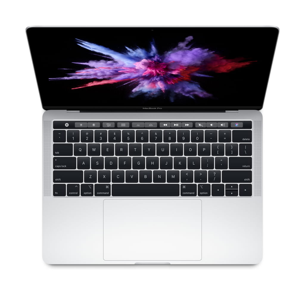13″ MacBook Pro with Touch Bar – 2.0GHz with 512GB SSD